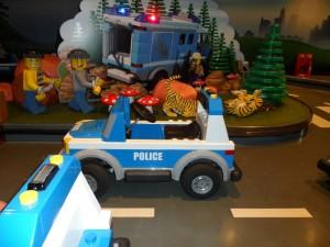 Lego City Forest Pursuit Legoland Discovery Centre