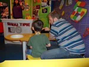 Model Builder Legoland Discovery Centre