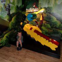 Holiday, Day 2 (Part 1!) – Legoland Discovery Centre