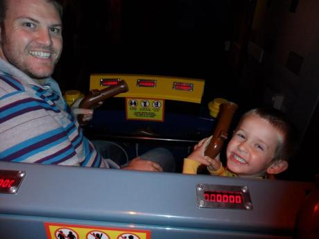 Kingdom Quest Laser Ride Legoland Discovery Centre