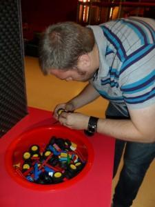 Lego Racers Build and Test Legoland Discovery Centre