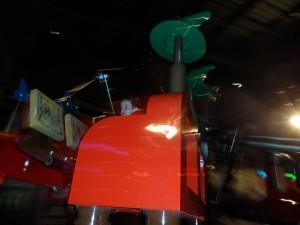 Merlin's Apprentice Ride Legoland Discovery Centre