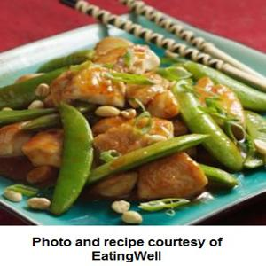 Weight Loss Recipe: Sichuan Chicken Sautee