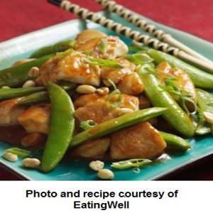 Weight Loss Recipe: Sichuan Chicken Sautee