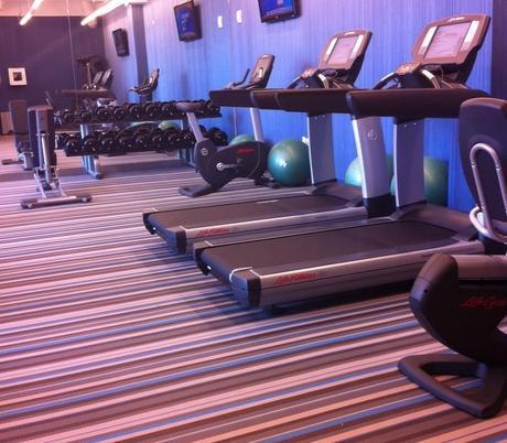 I Hate Exercising Thank Goodness for this pimp Aloft gym