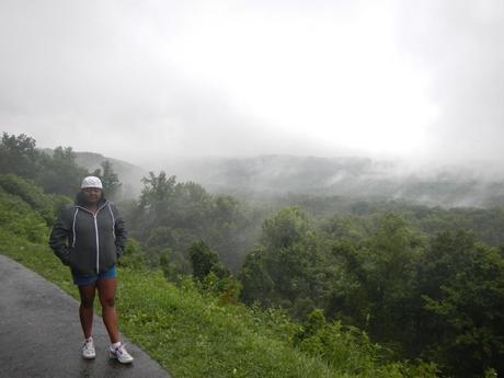 Hiking through the Smokys