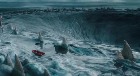 Percy and friends are in the Sea of Monsters