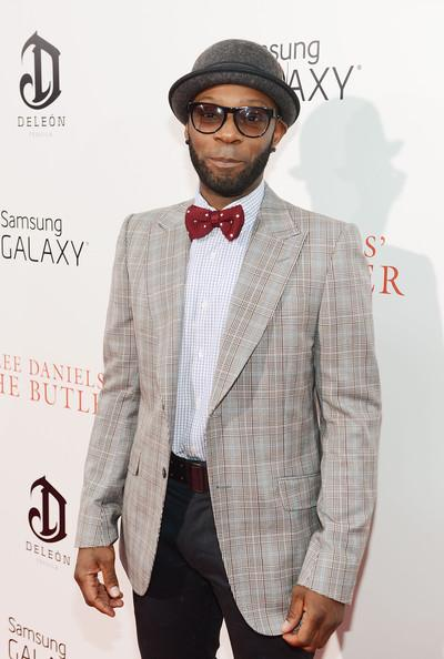 Nelsan Ellis Butler Premiere Larry Busacca Getty Images