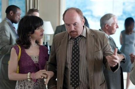 Sally Hawkins and Louis C.K.