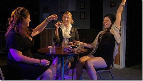 Review: Drunk and Ready (Redtwist Theatre)