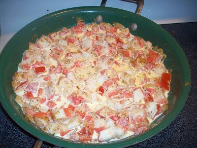 Colonial Cooking - Crab Stew
