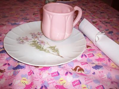 Just Mom & Me Having Tea is a great Bible Study to do with your daughter.