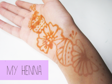 Eid Mubarak | Makeup, Clothes, and Henna!