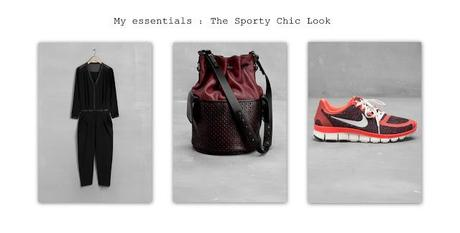& Other Stories Wishlist : The Sporty Chic Look