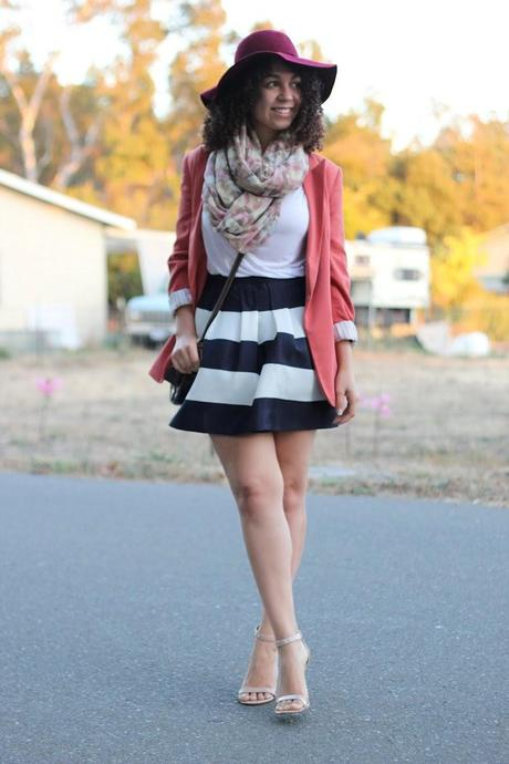 fashion bloggers, california style bloggers, j crew skirts