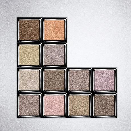 Bobbi Brown's New Eye Shadows For Fall-2013