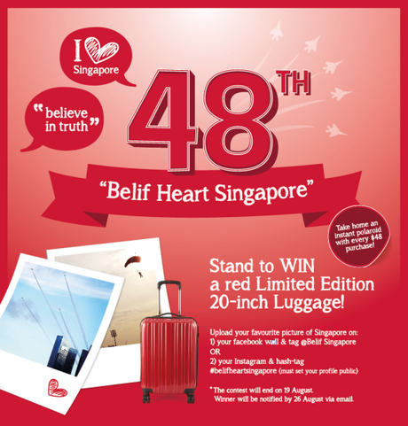 Belif Heart Singapore (FB)