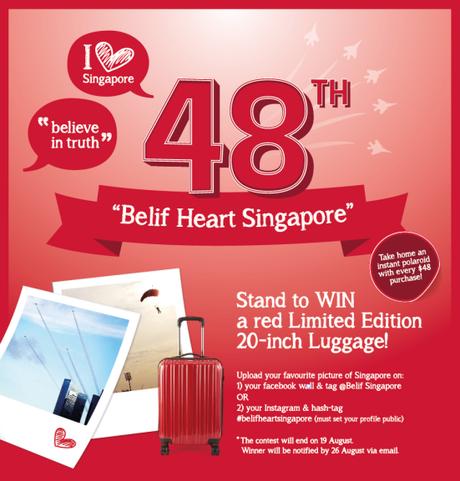 Belif Heart Singapore (FB)