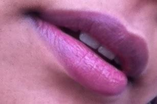 SoulTree Colour Rich Lipstick Stormy Mauve - Review, swatches