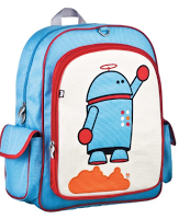 Back-to-School: (7) Eco-Friendly Backpacks for Kids