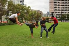 Australia-Day-Play-Fight-In-The-Park