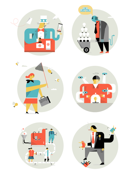 Graphic design by Romualdo Faura