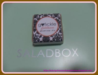 CLARITY : July Saladbox Unboxing