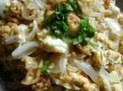 SECRET REVEALED: Mocked Tuna White Onion Omelette