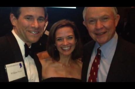Jessica Garrison's Political Ties Beyond Strange; Right-Wing Federal Judge Bill Pryor