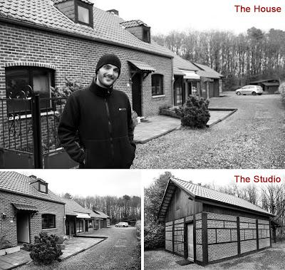 Ben Heine House and Studio - 2013