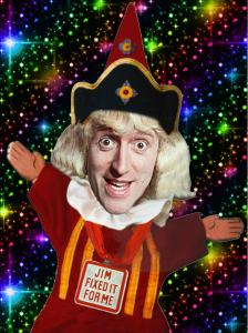 Jimmy Savile: The Punch & Judy Show