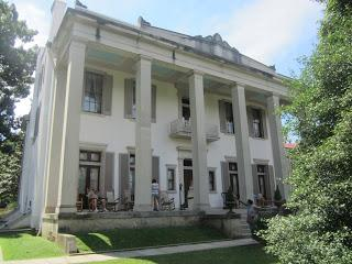 Nashville Day 2: Belle Meade Plantation, Bluebird Cafe and Honky Tonk Central