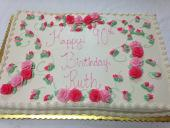 On Birthdays and Aunts and Life