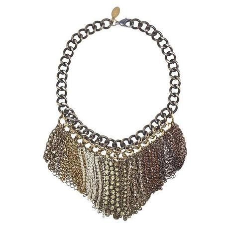 Falconiere ombrie chain necklace resort 2014