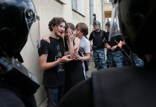 As New York Times Reports Violence vs. Gays in Russia, National Catholic Reporter Lets Hate Speech Stand