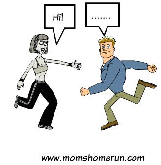 run and greet