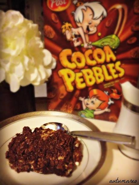 Yabba - Dabba - Doo!  Bedrock Brownies {Recipe}