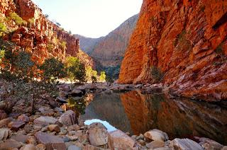 Tales From Down Under: Trekking The Larapinta Trail