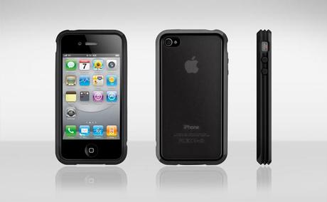 Black SwitchEasy Trim iPhone 4/4S case