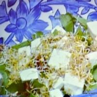 Guava and Cheese salad