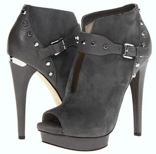 Shoe of the Day | MICHAEL Michael Kors Ailee Open Toe Boots