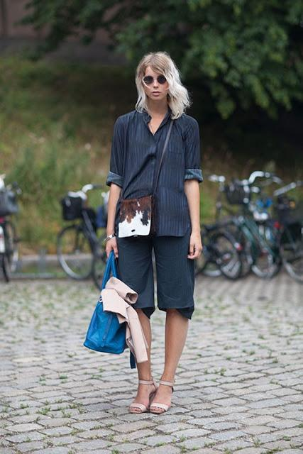 Street Style--Copenhagen Fashion Week