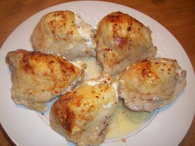 Mega Meal Monday - Easy Chicken Feta