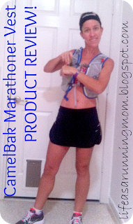 CamelBak Marathoner Vest Product Review