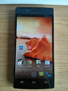 Android Phone Review - iocean x7 Turbo