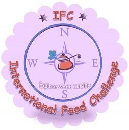 Event Announcement of International Food Challenge { IFC } - A joint effort of Shobana and Saras