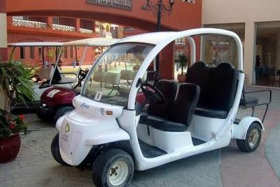 This is the vehicle that you can Wander within the Porto Marina if you want .