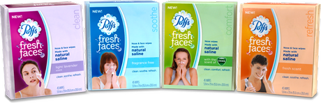 Puffs Fresh Faces Are a New Addition to My Morning Skincare Regimen!