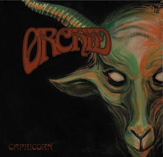 Daily Bandcamp Album; Capricorn by Orchid