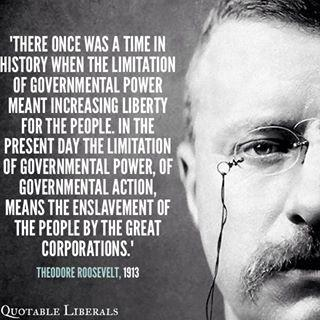 If only Teddy were alive today to explain this to the Rand Pauls of the world.